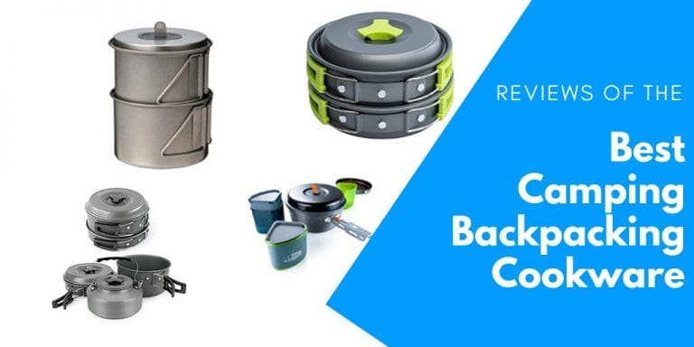 Reviews of the Best Camping/Backpacking Cookware