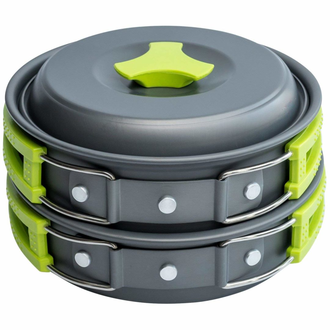 The MalloMe Camping Cookware