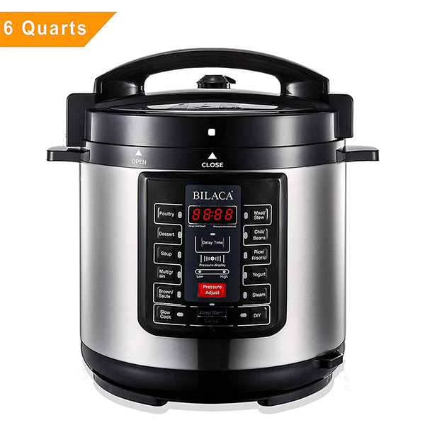 Bilaca 9in1 Multi Cooker