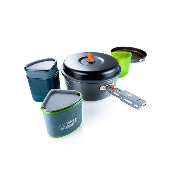 GSI Outdoors Pinnacle Camping/Backpacking Cookware Set Review