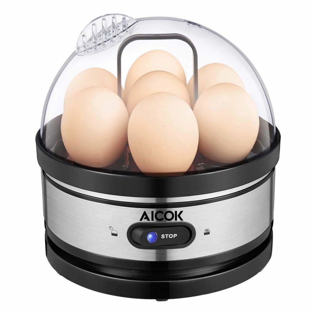 Aicok 400W 7 Egg Capacity Electric Egg Cooker Review