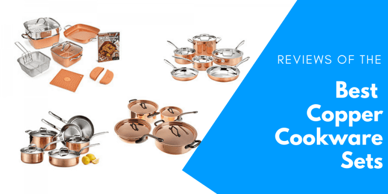 Reviews of the Best Copper Cookware Sets