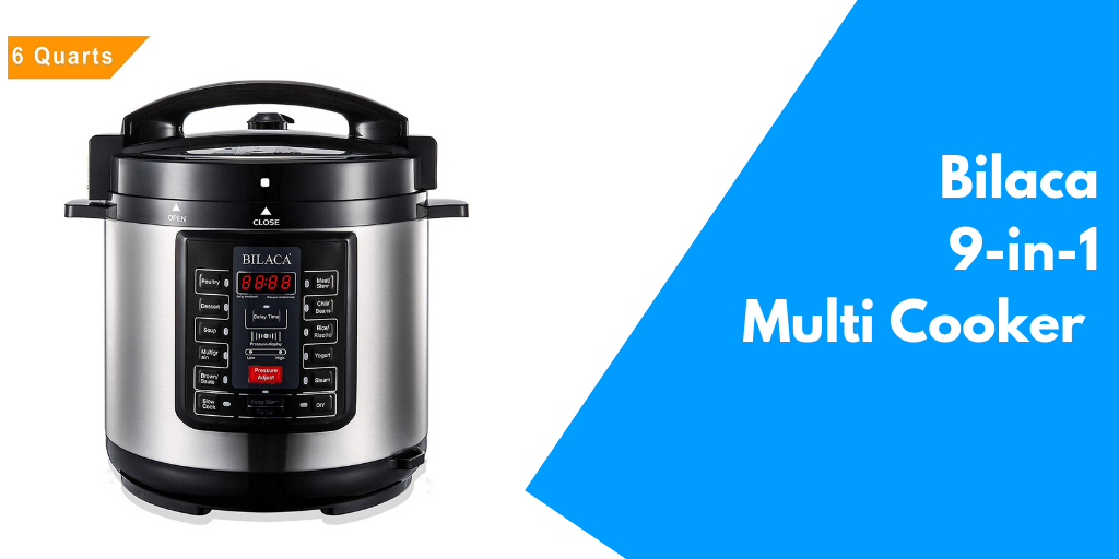 Bilaca 9-in-1 Multi Cooker Review