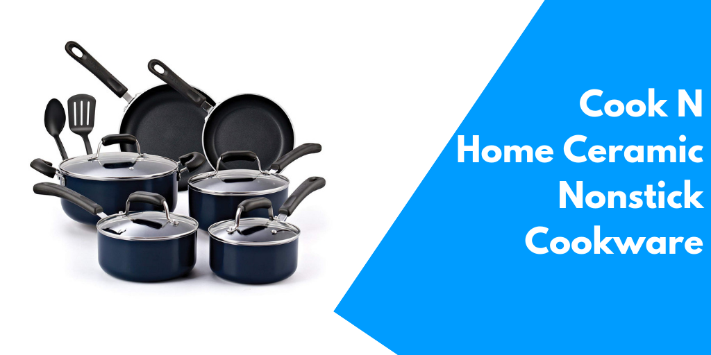 Cook N Home Ceramic Nonstick NC-00359 10-piece Cookware Set Review
