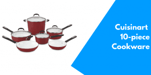 Cuisinart 59-10R Elements, 10-piece Cookware Set Review