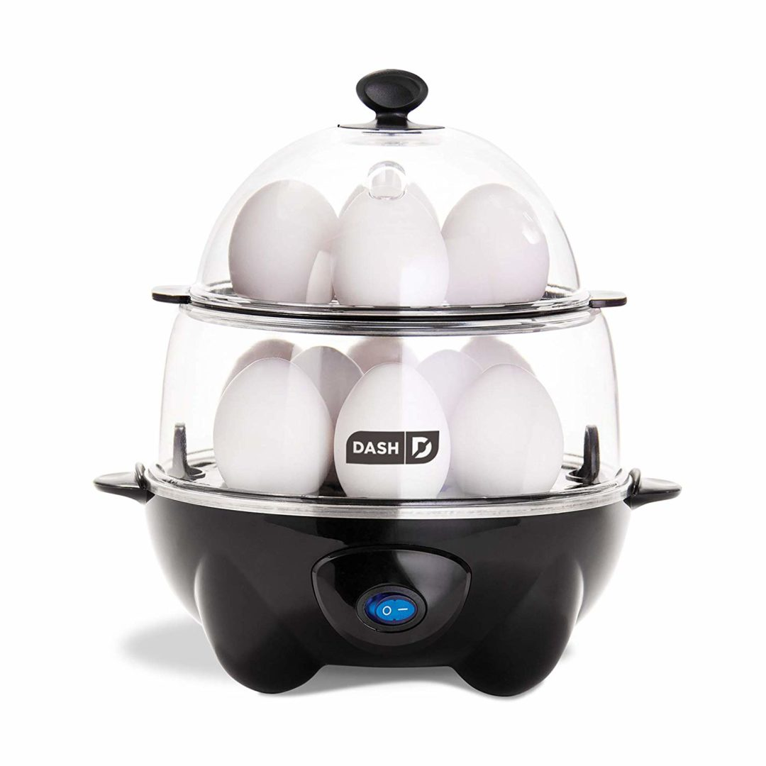 Dash DEC012BK Deluxe Rapid 12-egg cooker Review