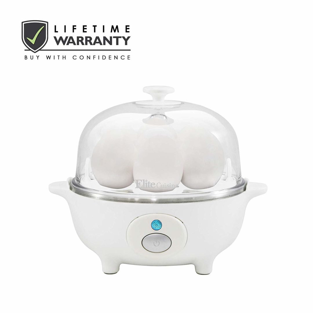 Elite cuisine EGC-007 7-egg cooker Review