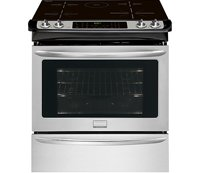 """Frigidaire FGIS3065PF 30"""" Slide-In Electric Range with Induction Technology Review"""