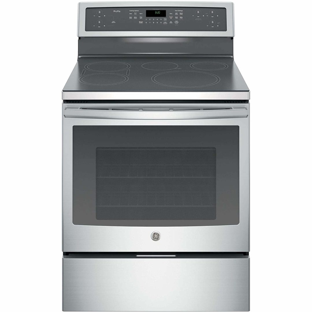 GE PHB920SJSS Stainless Steel Electric Induction Range Review