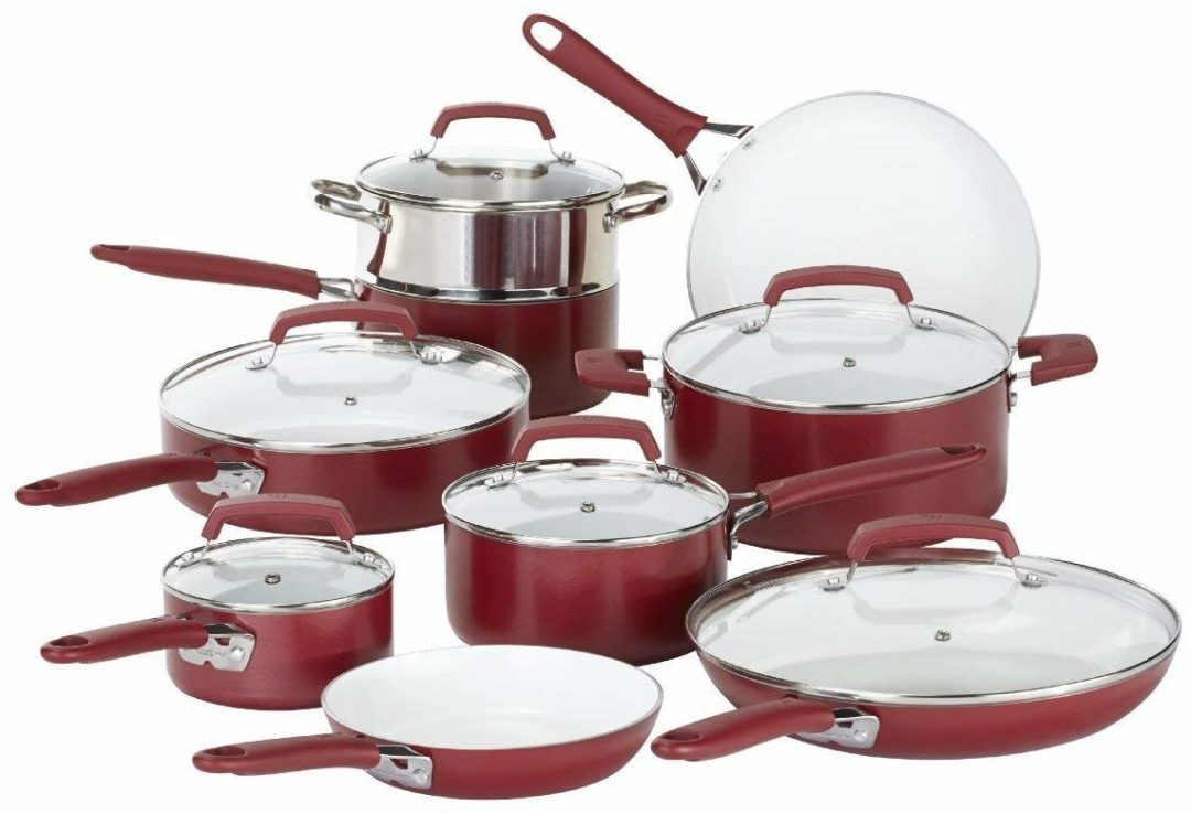 WearEver Pure Living C943SF Nonstick Ceramic 15-piece Cookware Set Review