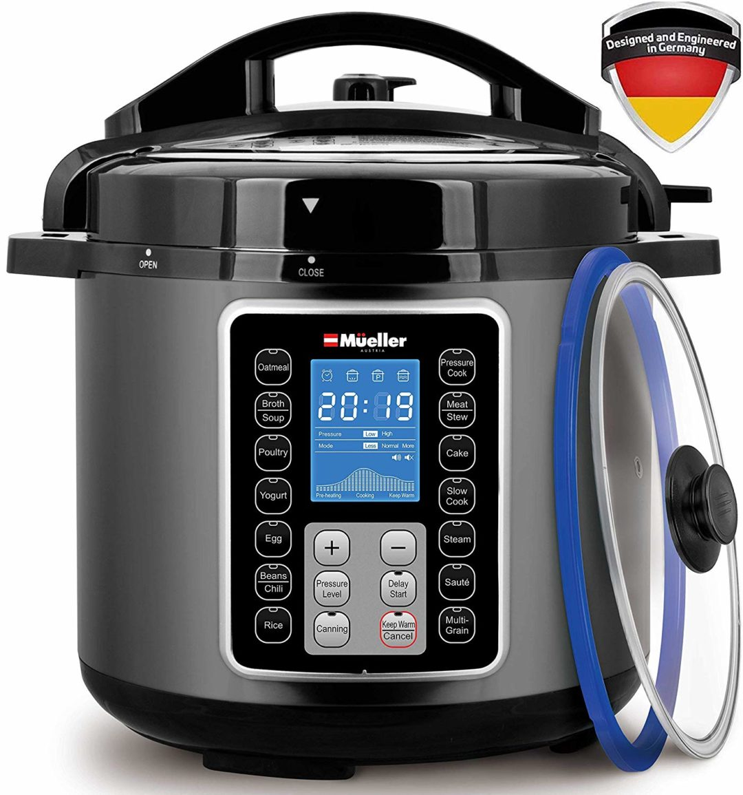 Mueller 10-in-1 Pro Series Multi Cooker Review