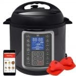 Mealthy 9 in 1 pressure cooker
