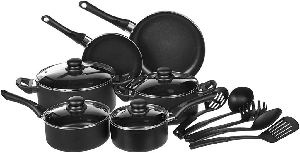 Budget pick cookware set