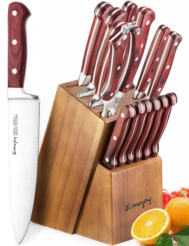 overall best kitchen knives set