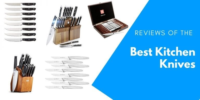Reviews of the best kitchen knives