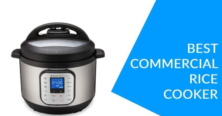 Best commercial rice cooker